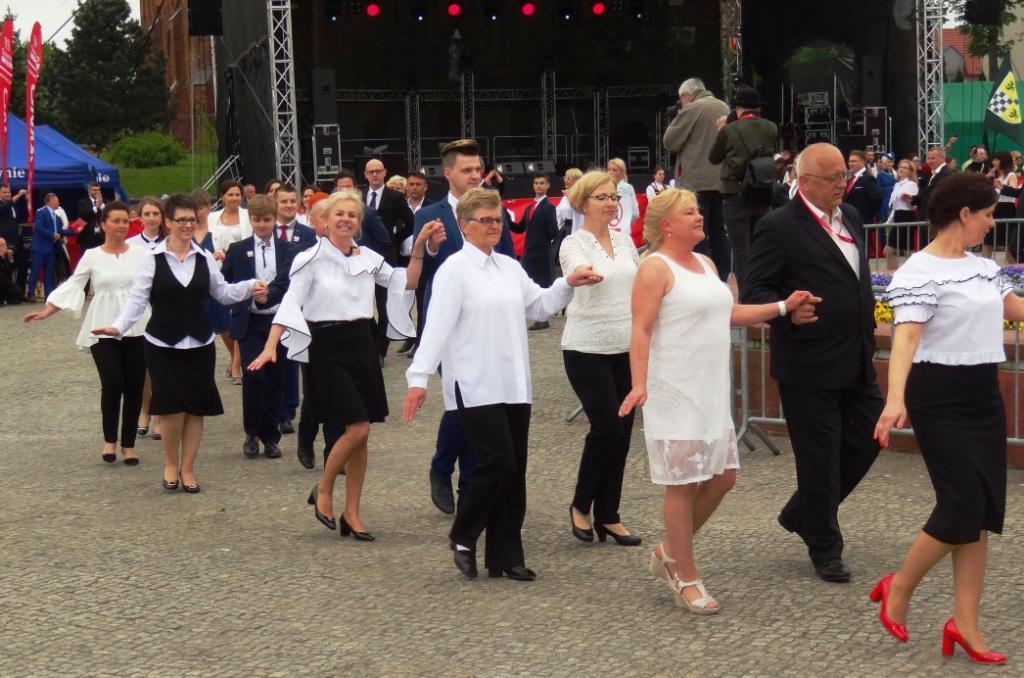 700 Jahre Partnerstadt von Ribnitz-Damgarten Sławno in der polnischen Woiwodschaft Westpommern im Jahre 2017. Foto: Eckart Kreitlow - Ostsee-Rundschau.de