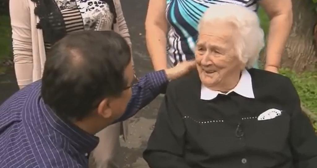 89-jährige Mutter Maria sucht ihren Sohn Michael: Armut zwingt sie zur Adoptionsfreigabe | Bitte melde dich | SAT.1