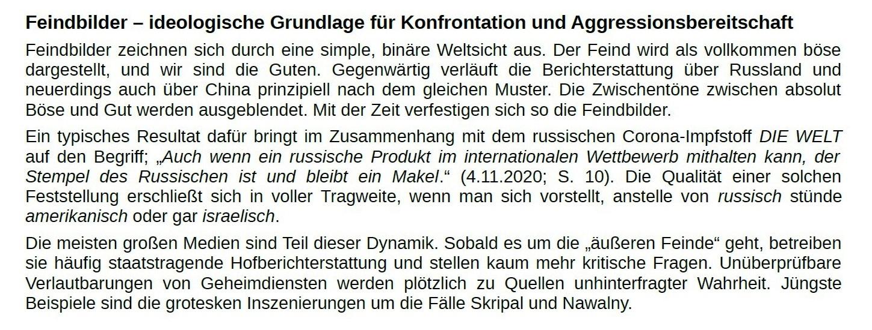 Aus dem Posteingang von Dr. Marianne Linke - ATTAC-Erklärung zum 76. Jahrestag der Befreiung von Auschwitz - PDF - Seite 1 Abschnitt 3
