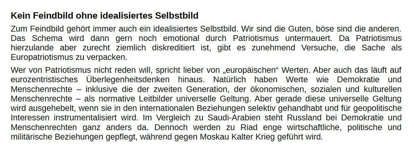 Aus dem Posteingang von Dr. Marianne Linke - ATTAC-Erklärung zum 76. Jahrestag der Befreiung von Auschwitz - PDF - Seite 2 Abschnitt 1