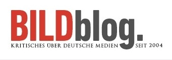BILDblog - Kritisches über deutsche Medien