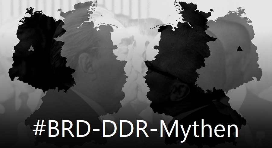 BRD-DDR-Mythen