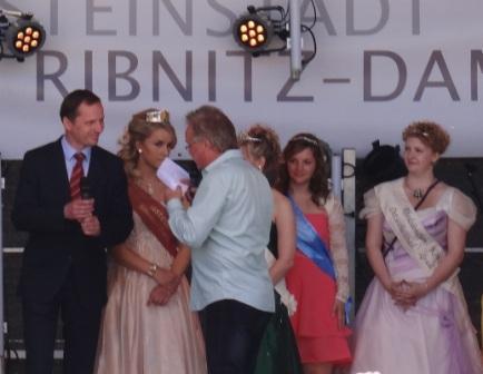 Bilder vom 9. Bernsteinfest in Ribnitz-Damgarten am 8.Juni 2013. Foto: Eckart Kreitlow