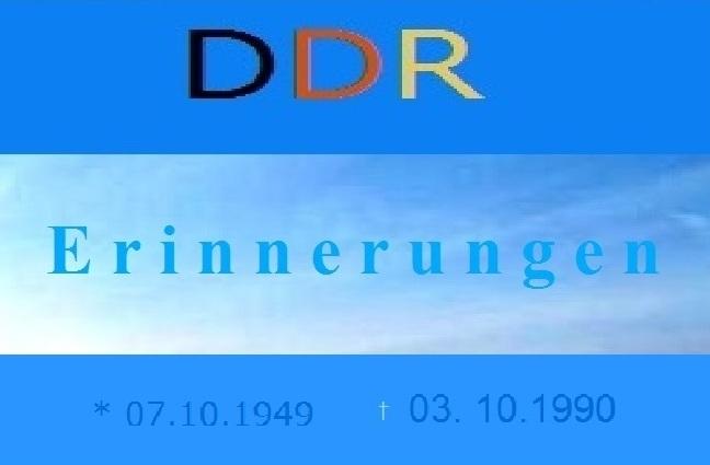 DDR-Erinnerungen auf Ostsee-Rundschau.de - Erinnerungen an das Leben in der DDR. Die DDR bestand als souveräner Staat vom 07.Oktober 1949 bis 03.Oktober 1990.  Grafik / Zeichnung: Eckart Kreitlow