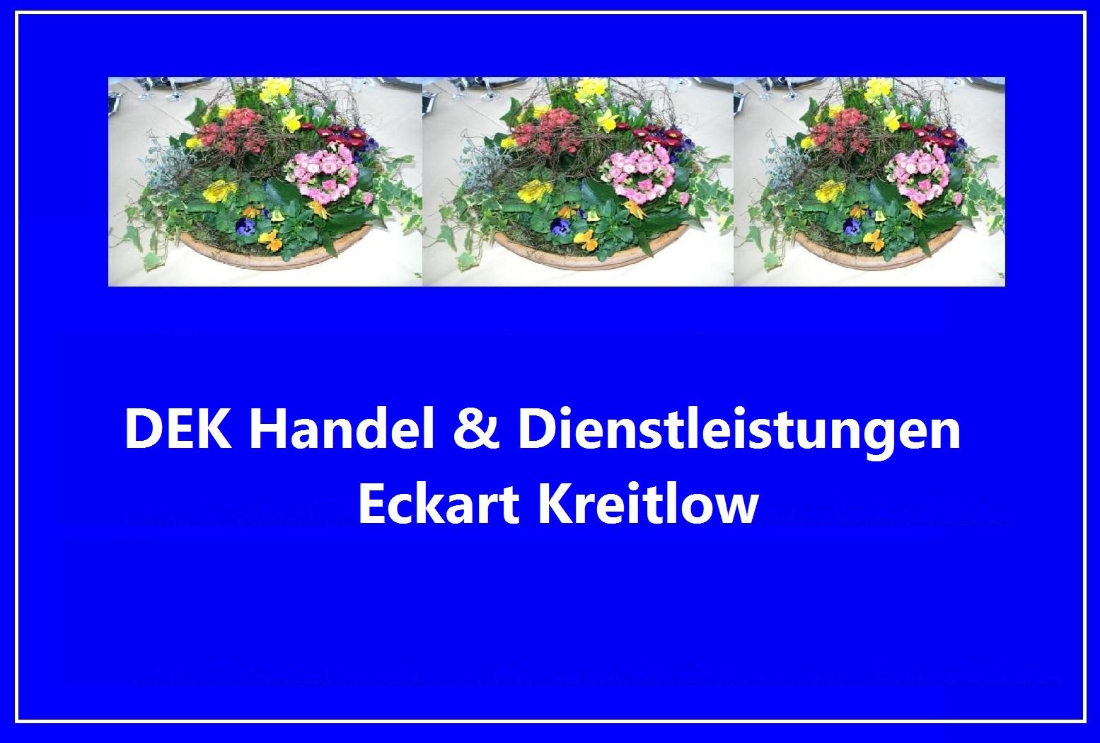 D E K Handel & Dienstleistungen - Vermietung von Gästezimmern seit 1993.
