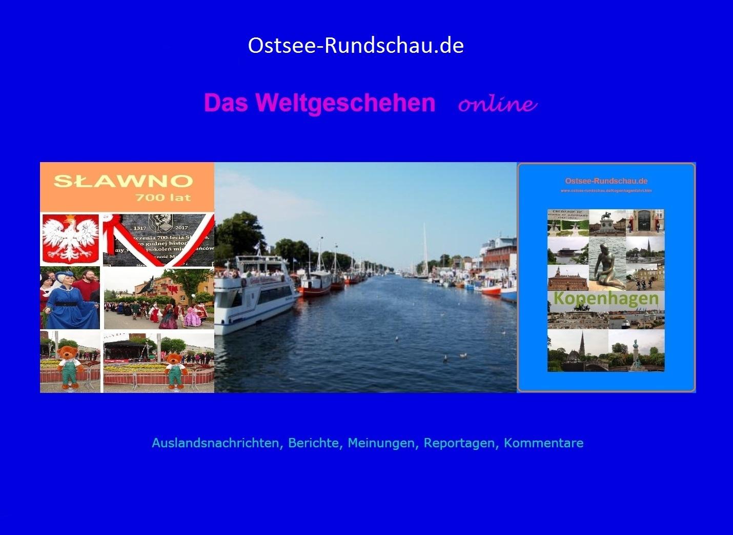 Das Weltgeschehen online der Neuen Unabhängigen Onlinezeitungen (NUOZ) auf Ostsee-Rundschau.de