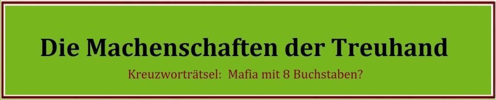 Die Machenschaften der Treuhand auf Ostsee-Rundschau.de