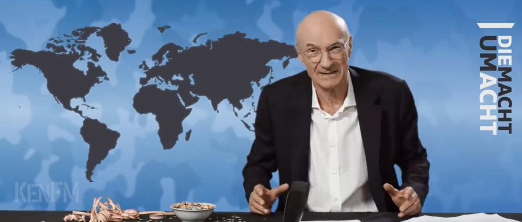 Die Macht um Acht (39) - Hier geht es zum Video: https://kenfm.de/die-macht-um-acht-39/ - Helau, Alaaf, Narri-Narro - Tagesschau im grausigen Karnevals-Modus - Uli Gellermann