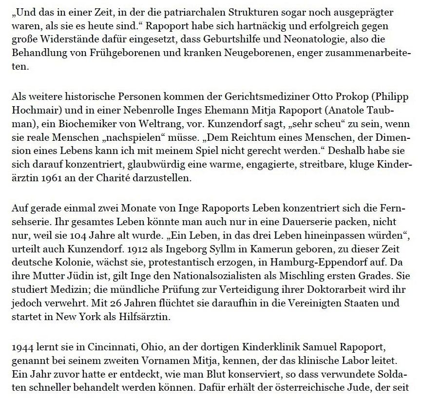 Aus dem Posteingang von Dr. Marianne Linke und Dr. Lienhard Linke  -  Die drei Leben der Rapoports - PDF - Seite 3