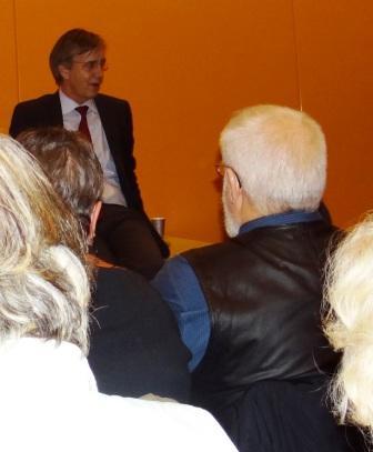 Der Besuch des Deutschen Bundestages am 16.Dezember 2011 erfolgte auf Einladung des Mitgliedes des Bundestages Dr. Dietmar Bartsch, der seit dem 21. Januar 2010 auch stellvertretender Vorsitzender der Fraktion DIE LINKE im Deutschen Bundestag ist. Foto: Eckart Kreitlow