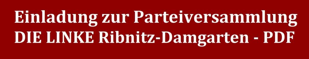 Einladung zur Parteiversammlung DIE LINKE Ribnitz-Damgarten - PDF