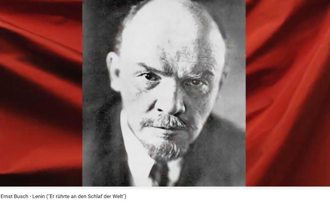 Aus dem Posteingang von Dr. Marianne Linke am 21.04.2020 - Lenin und Kramp-Karrenbauer - Morgen jährt sich der Geburtstag W.I. Lenins zum 150.mal. Dietmar Dath hat zum 100 Todestag Lenins (2014) zehn bemerkenswerte Thesen formuliert, die Ihr in der Anlage findet.
