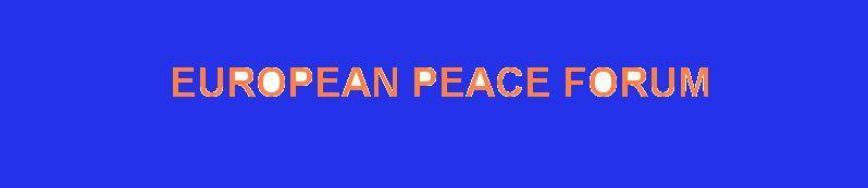 EUROPEAN PEACE FORUM OF OSTSEE-RUNDSCHAU.DE