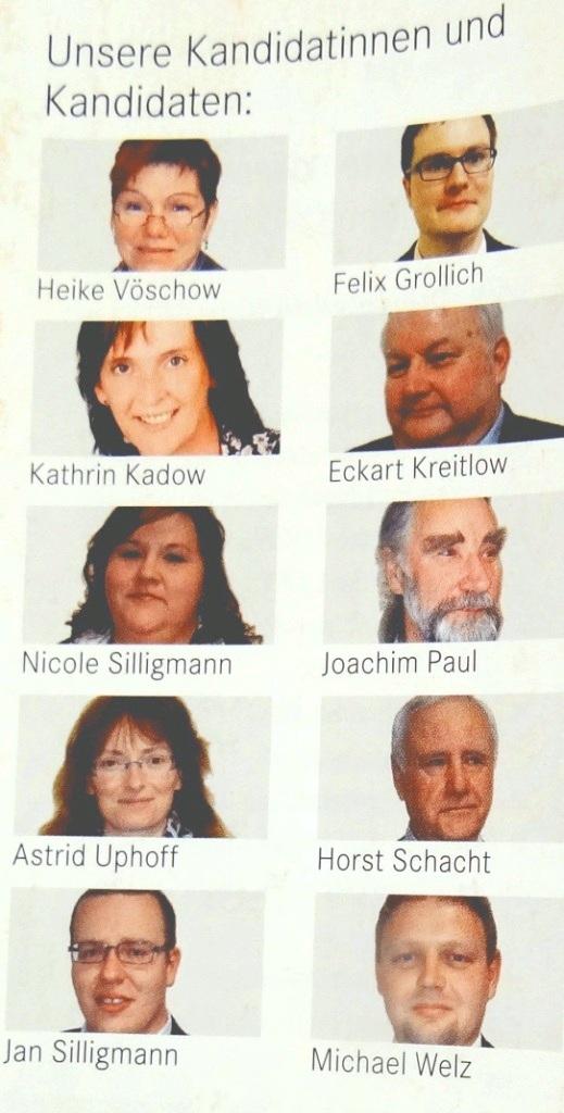 Flyer DIE LINKE zu den Kommunalwahlen am 25.Mai 2014 f�r die Stadtvertretung Ribnitz-Damgarten mit dem Wahlprogramm F�r ein lebenswertes Ribnitz-Damgarten und  den zehn  Kandidatinnen und Kandidaten, die sich auf der Liste der Partei DIE LINKE um die Stimmen der W�hlerinnen und W�hler in den beiden Wahlbereichen 1 und 2 bewerben.