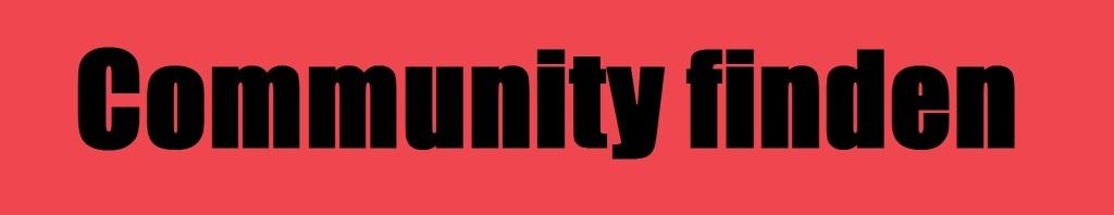 Community finden - Frag bei der Community in Deiner N�he, wie Du mitmachen kannst und stell einen Freifunk Router zu Hause auf.