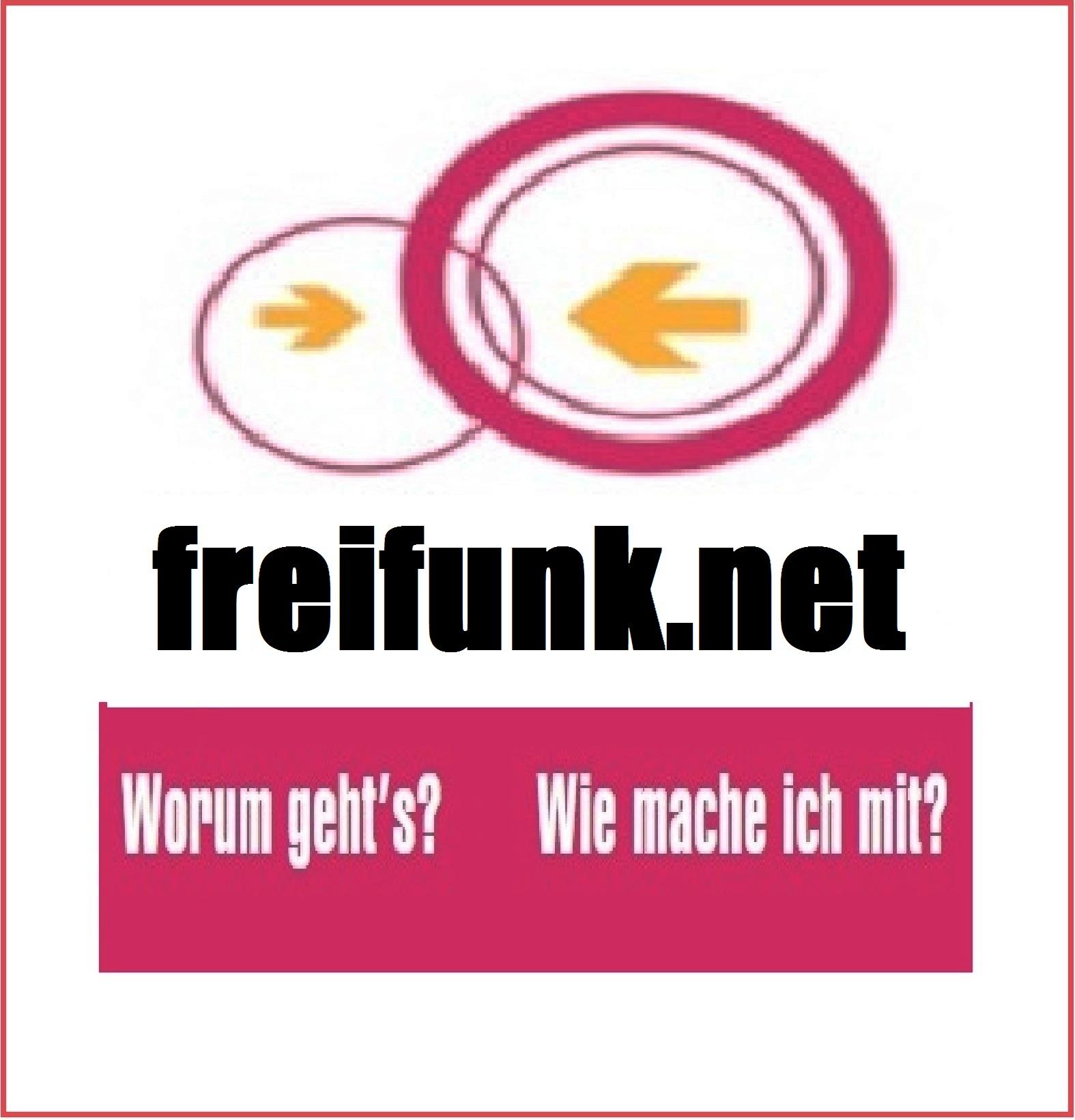 Freifunk.net - Worum geht's? Wie mache ich mit? - Die Freifunk-Initiative hat zum Ziel, freie, unabhängige und nichtkommerzielle Computer-Funknetze zu etablieren.