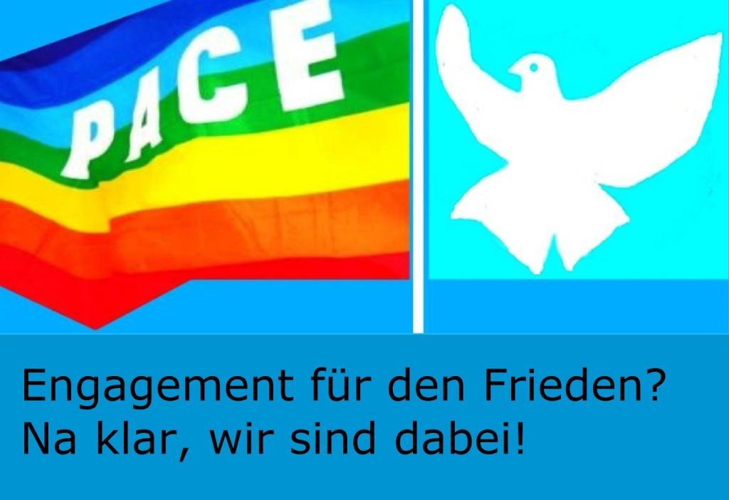 EUROPA-Friedensforum auf Ostsee-Rundschau.de - Wir sagen NEIN zum Krieg! Engagement für den Frieden? Na klar, wir sind dabei!