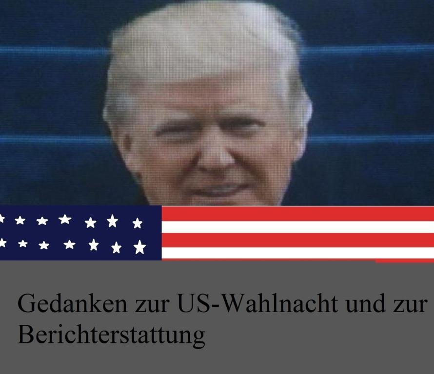 Gedanken zur US-Wahlnacht und zur Berichterstattung - US-Präsidentenwahl - - Auszählung läuft - Trump erklärt sich zum Sieger - Video - Ein Artikel von: Albrecht Müller - NachDenkSeiten - Die kritische Website - 04. November 2020 um 12:09