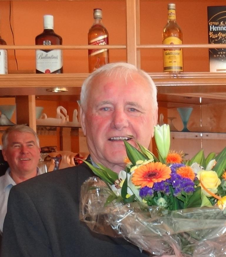Herzlichen Glückwunsch zum 75., lieber Horst! Stadtvertreter Horst Schacht beging am 13.September 2015 seinen 75.Geburtstag. Im Namen des Ortsvorstandes DIE LINKE Ribnitz-Damgarten gratulierten wir unserem langjährigen Stadtvertreter, stellvertretenden Vorsitzenden unserer Stadtfraktion DIE LINKE und engagierten Mitstreiter sehr herzlich. Vielen Dank für Dein jahrelanges, vielfältiges Engagement, lieber Horst! Weiterhin alles erdenklich Gute!