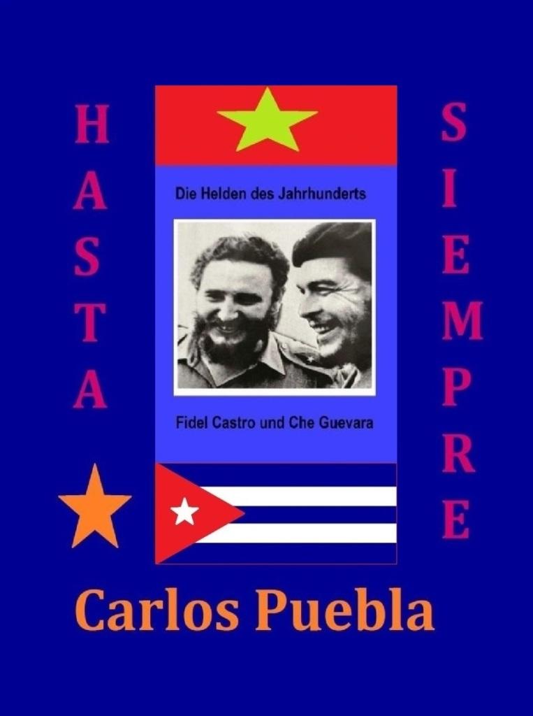 Hasta Siempre - Carlos Puebla