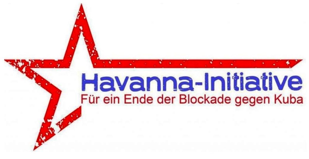 Havanna-Initiative - Für ein Ende der Blockade gegen Kuba - Link:http://havanna-initiative.org/