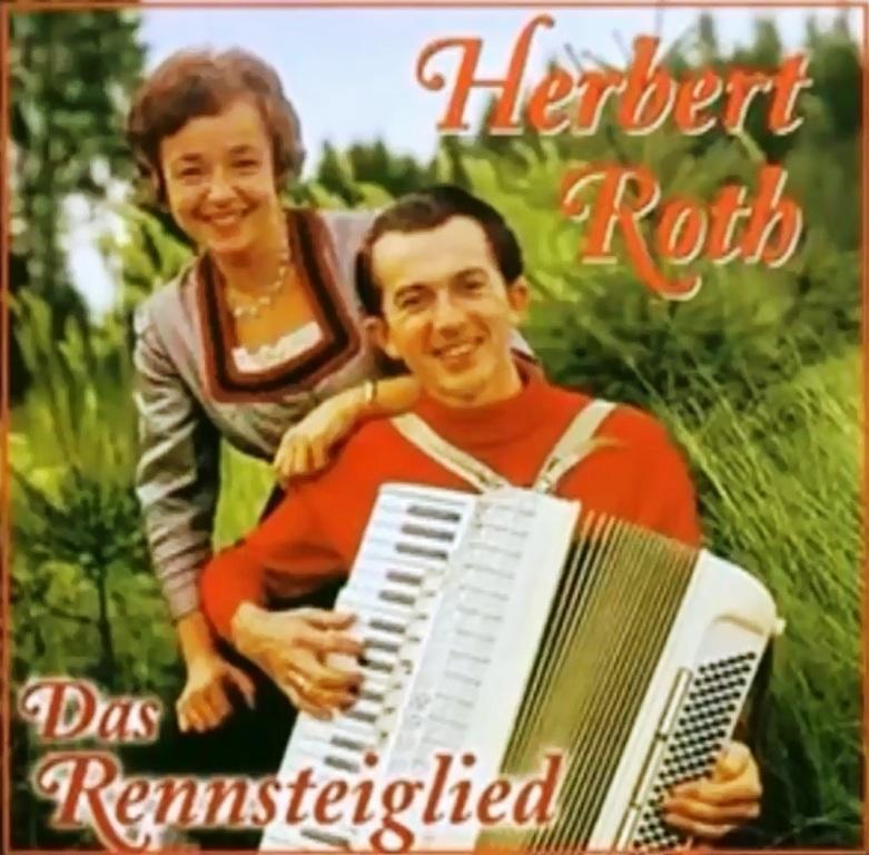 Herbert Roth und sein Ensemble - Rennsteiglied