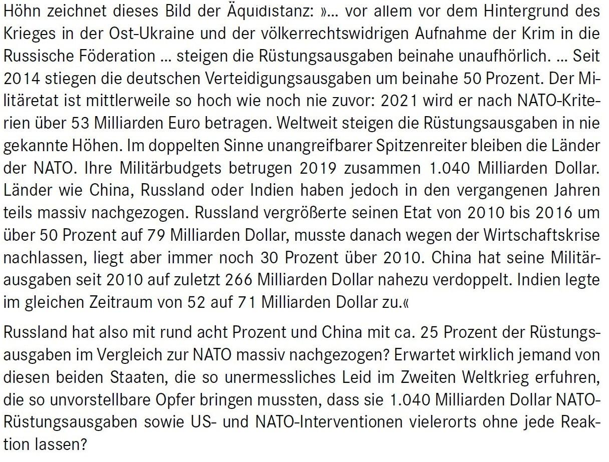Aus dem Posteingang von Dr. Marianne Linke -  Stellungnahme der Kommunistische Plattform der Linkspartei zu dem Papier von Matthias Höhn - PDF - Abschnitt 4