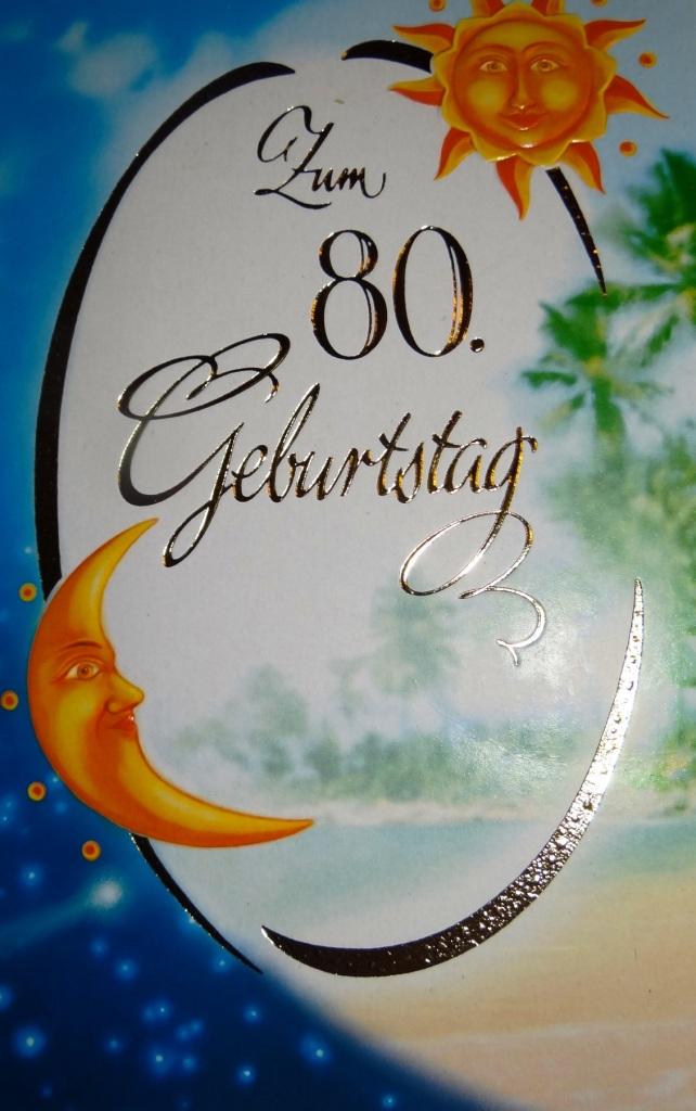 Karte zum 80.Geburtstag von Egon Krenz, ehemaliger Generalsekretär des ZK der SED und Vorsitzender des Staatsrates der DDR - Ostsee-Rundschau.de