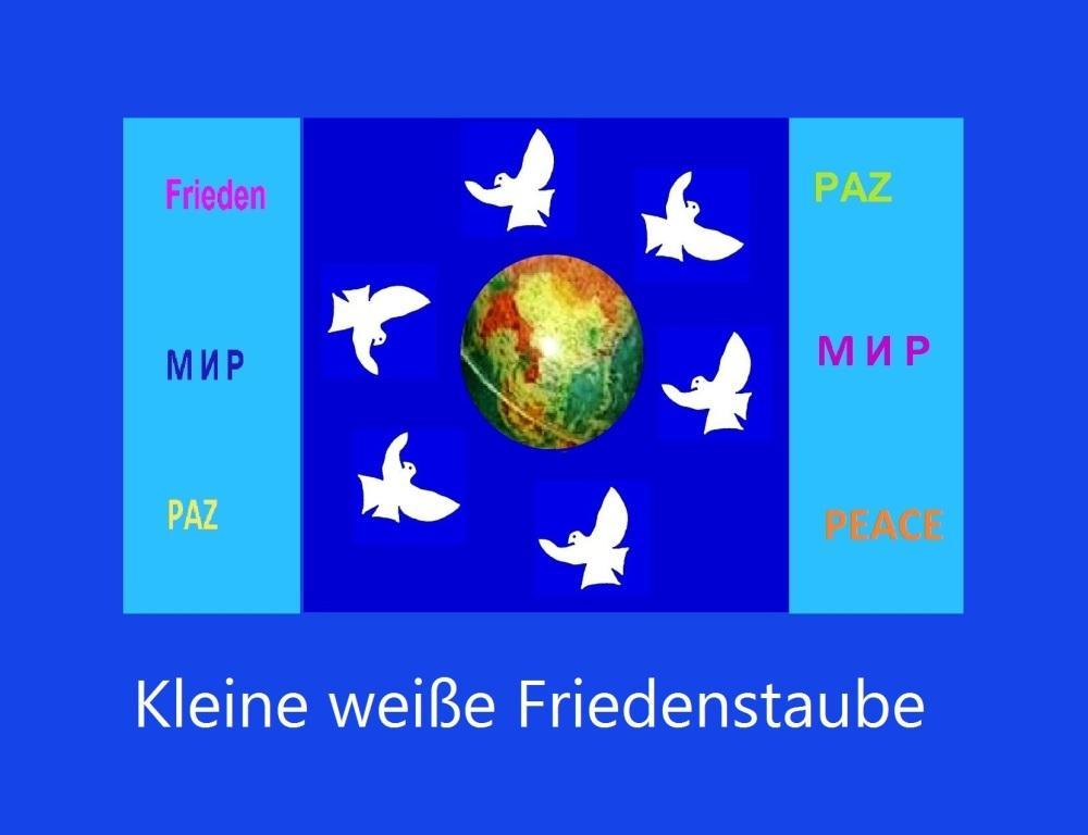 Kleine weiße Friedenstaube - Lieder aus der DDR