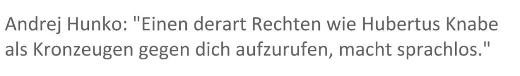 Andrej Hunko: Einen derart Rechten wie Hubertus Knabe als Kronzeugen gegen dich aufzurufen, macht sprachlos - Einige der Kommentare zum Rücktritt von Dr. Andrej Holm als Staatssekretär Wohnen in der Berliner Senatsverwaltung für Stadtentwicklung