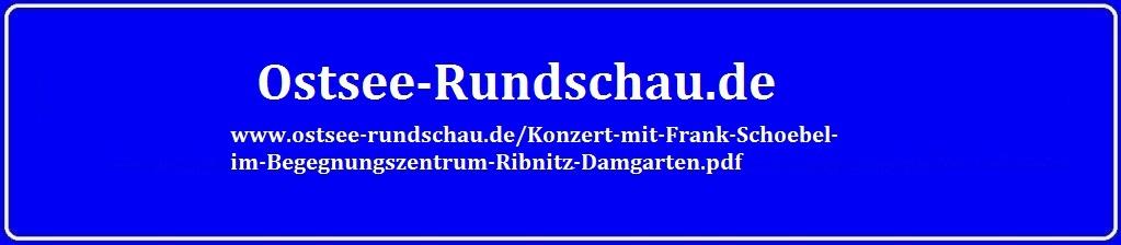 Konzert mit  Frank Schöbel am 6. Januar 2019 im Begegnungszentrum Ribnitz-Damgarten - PDF