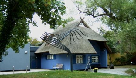 Kunstkaten in Ostseebad Ahrenshoop