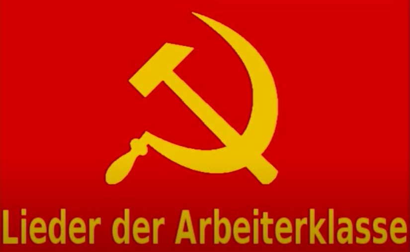 Aus dem Posteingang von Dr. Marianne Linke am 21.04.2020 - Lenin und Kramp-Karrenbauer - Frau Bundesministerin Kramp-Karrenbauer (CDU) profiliert sich gerade mit einer Forderung: Sie will aufrüsten - aber nicht gegen Corona. -  Auch hierzu ein Lied, gesungen von Ernst Busch