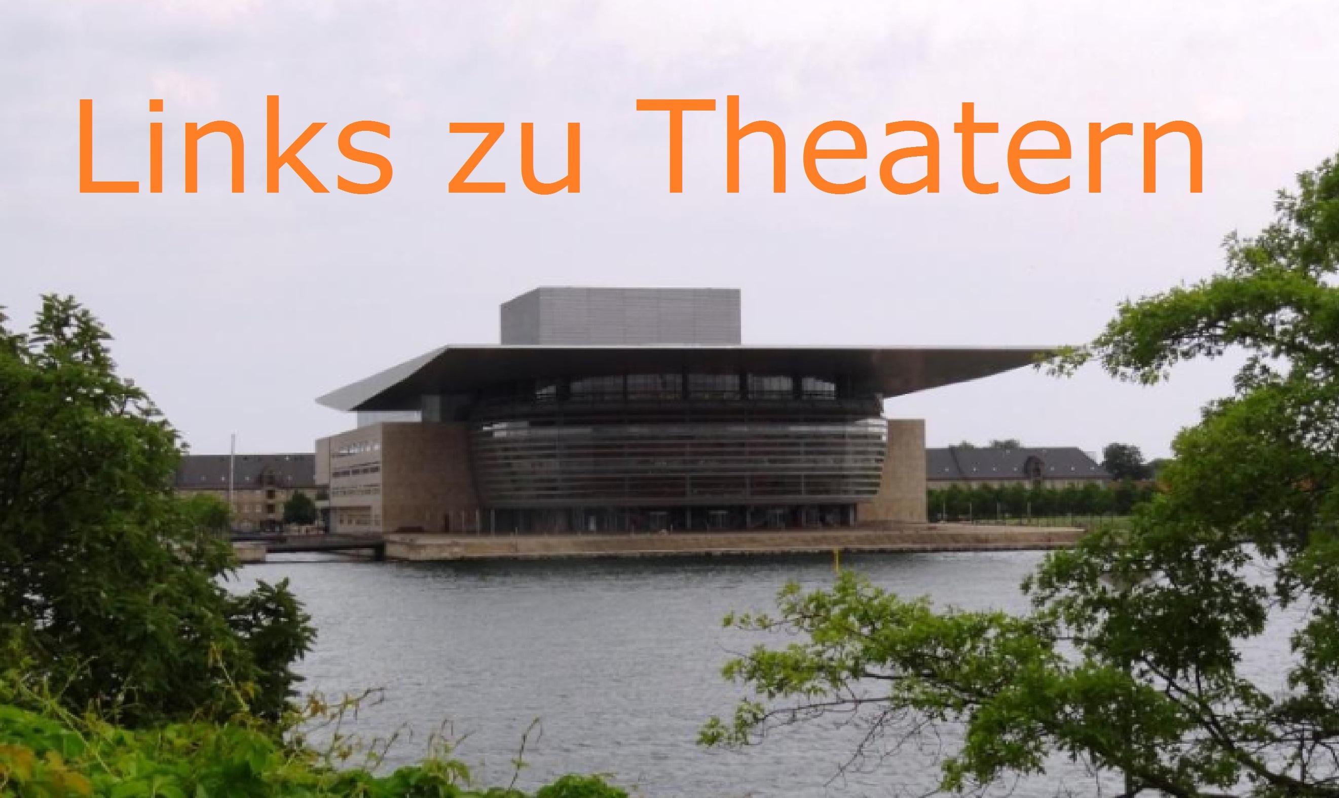Links zu Theatern auf Ostsee-Rundschau.de - Neue Unabhängige Onlinezeitungen (NUOZ)