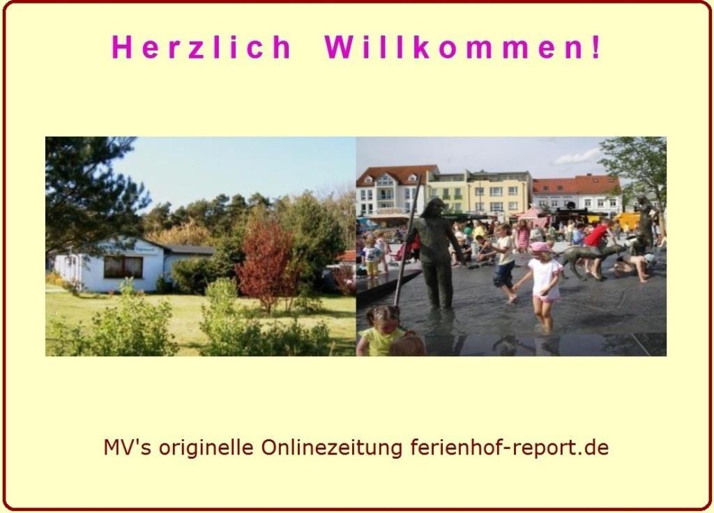 Mecklenburg-Vorpommerns originelle Onlinezeitung ferienhof-report.de - Bestandteil der Neuen Unabhängigen Onlinezeitungen Ostsee-Rundschau.de