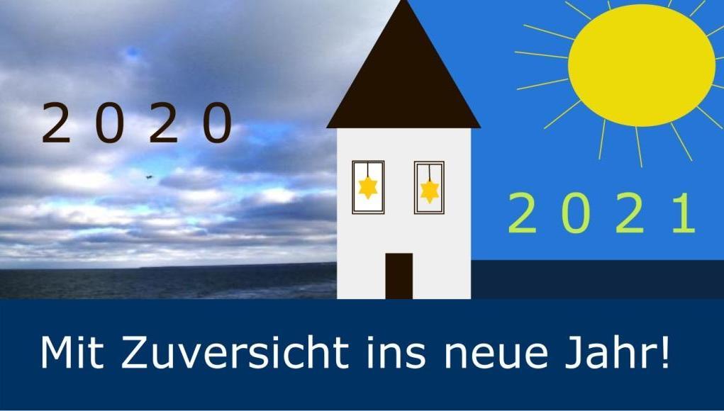 Mit Zuversicht ins neue Jahr! - Neue Unabhängige Onlinezeitungen - vielseitig,  informativ  und unabhängig  - Präsenzen  bunter Vielfalt, der Kommunikation und der Publizistik - Ostsee-Rundschau.de