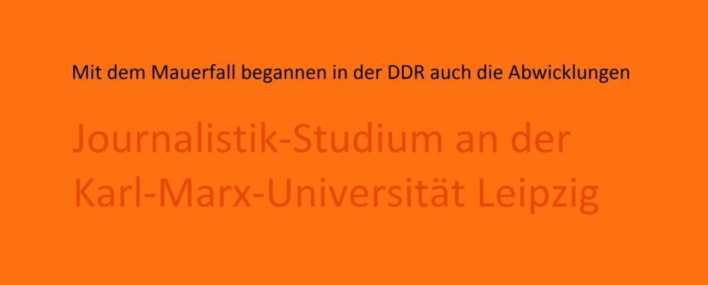 Mit dem Mauerfall begannen in der DDR auch die Abwicklungen - Ostsee-Rundschau.de