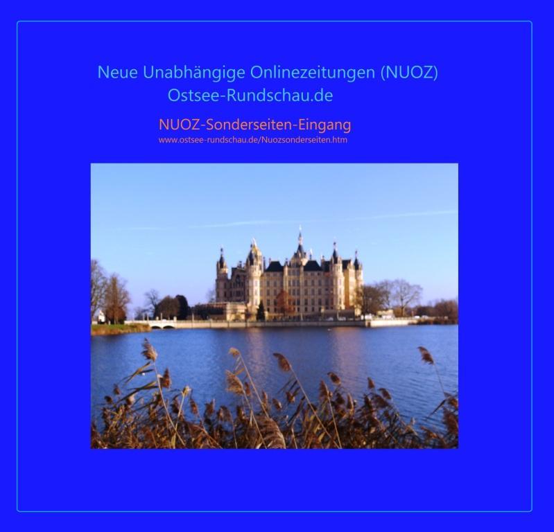 Sonderseiten der Neuen Unabhängigen Onlinezeitungen (NUOZ) Ostsee-Rundschau.de - NUOZ-Sonderseiten-Eingang - www.ostsee-rundschau.de/Nuozsonderseiten.htm