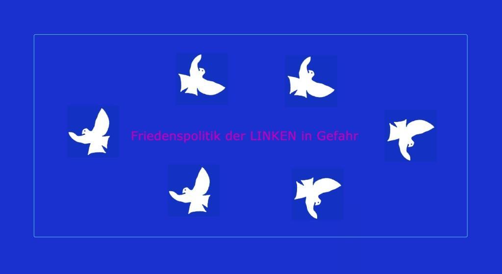 Friedenspolitik der LINKEN in Gefahr  - NachDenkSeiten - Die kritische Website - 14.08.2020