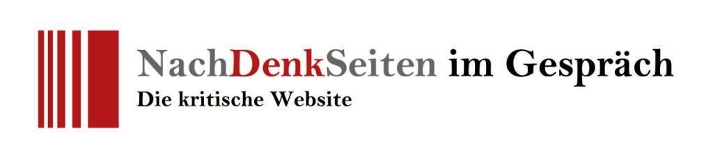 NachDenkSeiten - Die kritische Website - im Gespräch