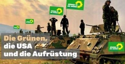 Oskar Lafontaine: Die Grünen, die USA und die Aufrüstung - Facebook - 28.04.2020