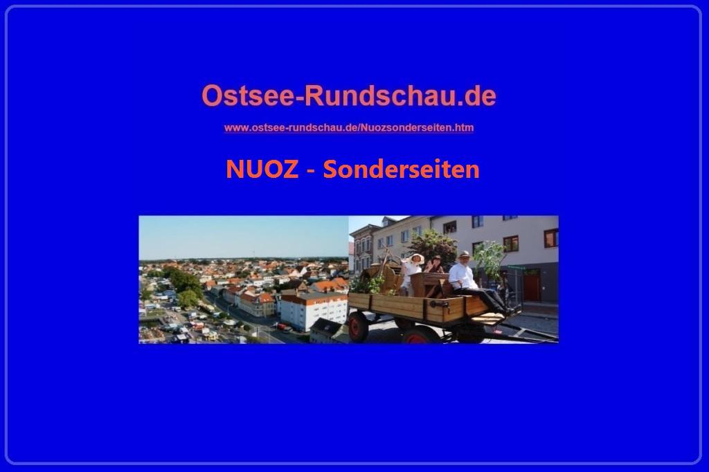 Ostsee-Rundschau.de - Überblick über die NUOZ-Sonderseiten - www.ostsee-rundschau.de/Nuozsonderseiten.htm