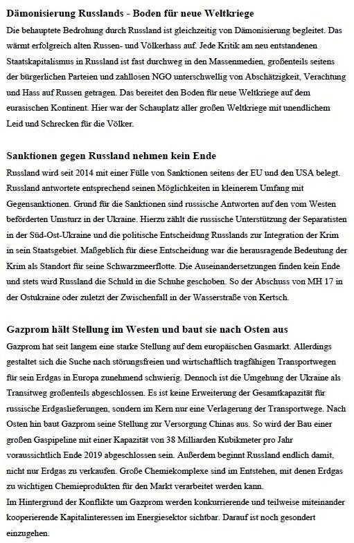 Pipeline unter Feuer - Warum Nord Stream 2 verhindert werden soll - von Dr. Detlef Bimboes - Aus dem Posteingang von Siegfried Dienel vom 27.04.2021 - Abschnitt 4