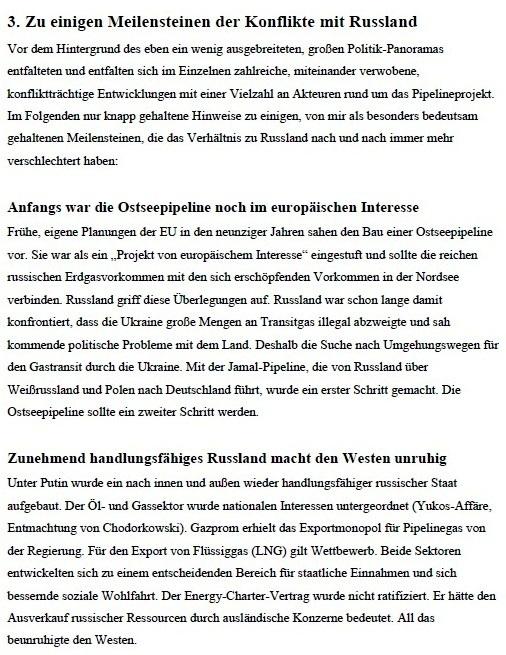 Pipeline unter Feuer - Warum Nord Stream 2 verhindert werden soll - von Dr. Detlef Bimboes - Aus dem Posteingang von Siegfried Dienel vom 27.04.2021 - Abschnitt 5