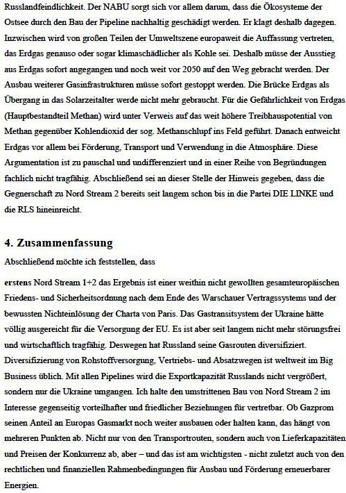 Pipeline unter Feuer - Warum Nord Stream 2 verhindert werden soll - von Dr. Detlef Bimboes - Aus dem Posteingang von Siegfried Dienel vom 27.04.2021 - Abschnitt 11