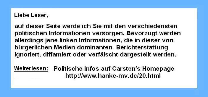 Politische-Infos-auf-Carstens-Homepage - http://www.hanke-mv.de