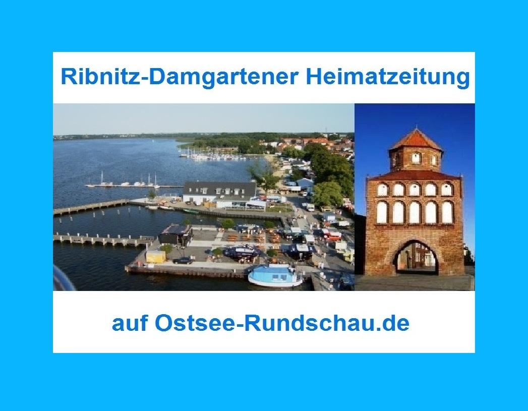 Ostsee-Rundschau.de - Ribnitz-Damgartener Heimatzeitung