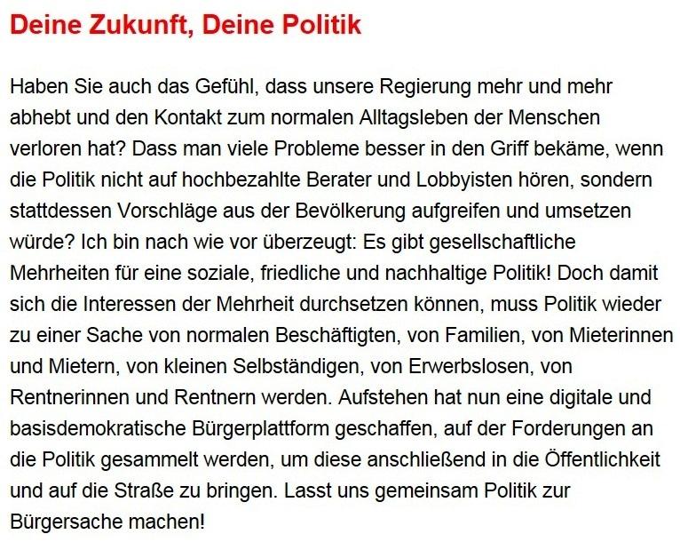 Aus dem Posteingang von Dr. Sahra Wagenknecht (MdB) - Team Sahra 01.04.2021 - Unbeschwert Ostern feiern? Leider nicht möglich... - Abschnitt 3