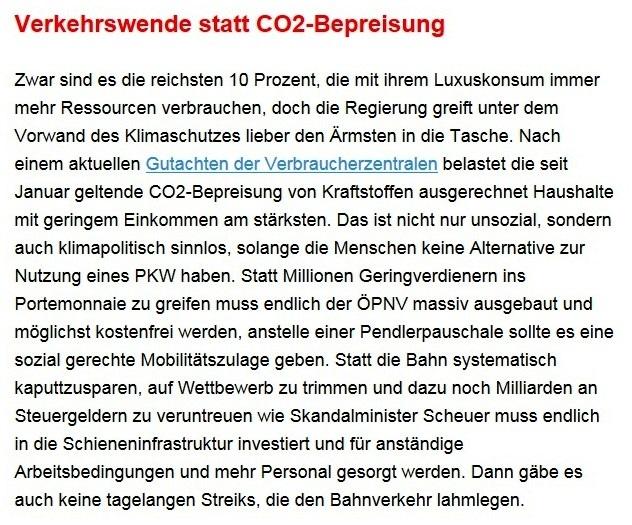 Aus dem Posteingang von Dr. Sahra Wagenknecht (MdB) - Team Sahra 02.09.2021 - Corona: Mythen statt Fakten - Wie Merkel & Co. die Gesellschaft spalten - Abschnitt 6