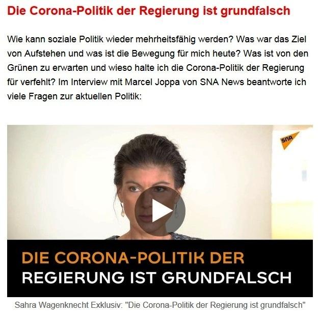 Aus dem Posteingang von Dr. Sahra Wagenknecht (MdB) - Team Sahra 13.05.2021 - Niedriglöhne und soziale Spaltung bekämpfen - Abschnitt 6